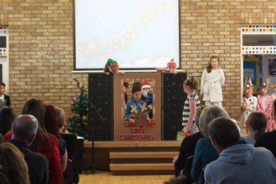 Lanesend's Very British Christmas Performances 2015