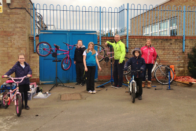 Dr. Bike session - Wednesday 10th February