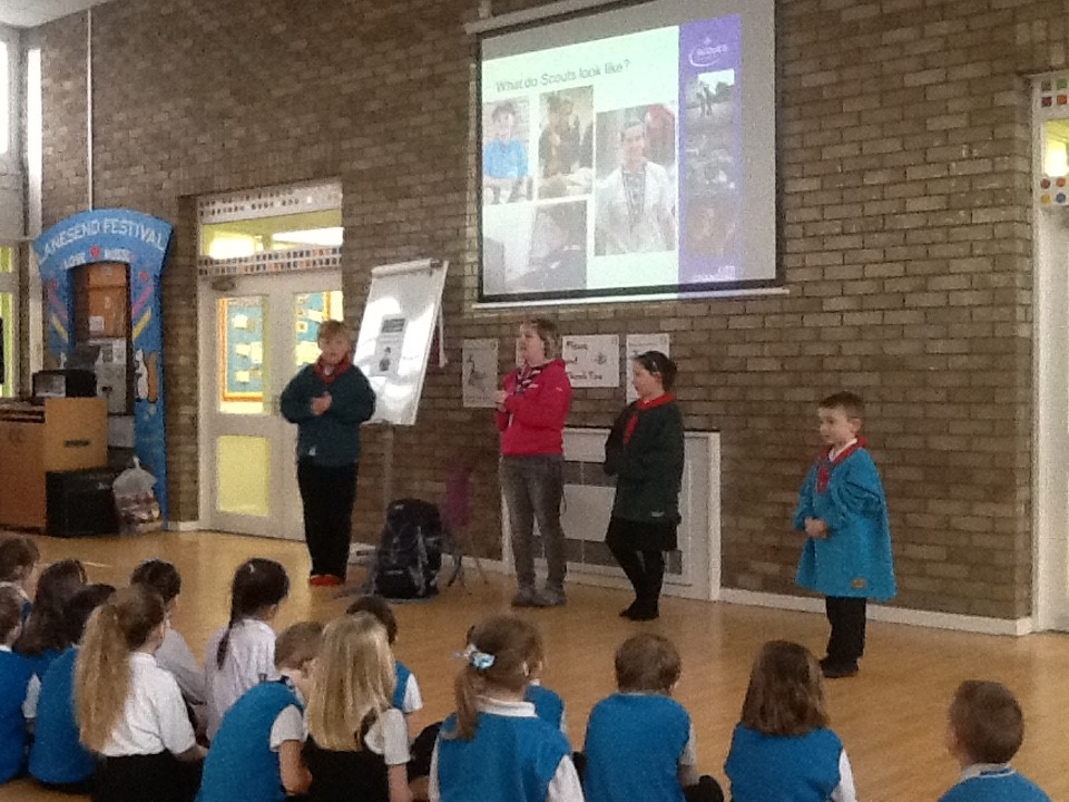 IOW Scouts Assembly