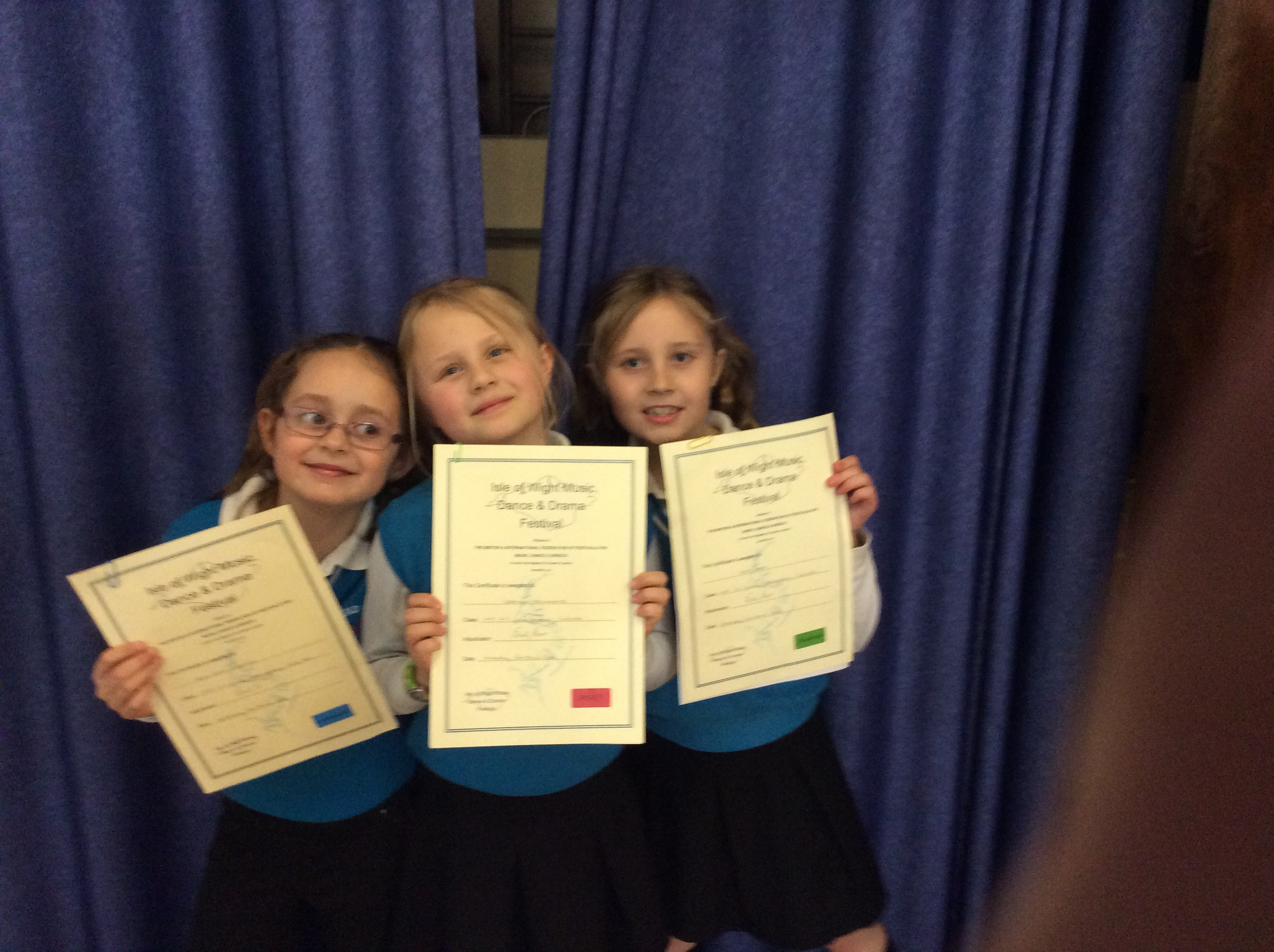 Isle of Wight Speech and Drama Festival