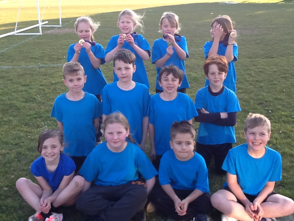 KS2 Cross Country Team Relay