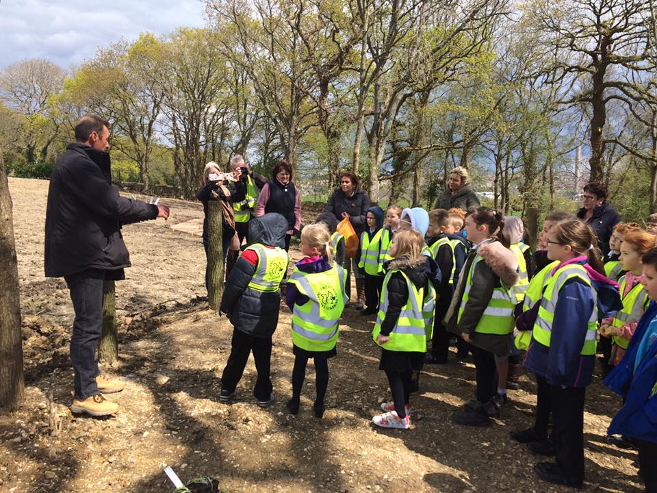 Year 2 visit to Northwood Cemetery