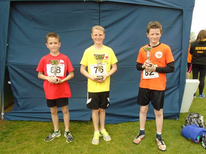 Run Wight Final 21st May 2016