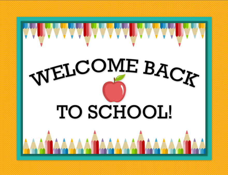Welcome back! Autumn Term 2016