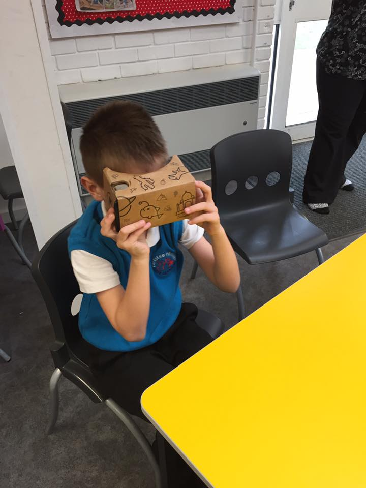 Google Expeditions!