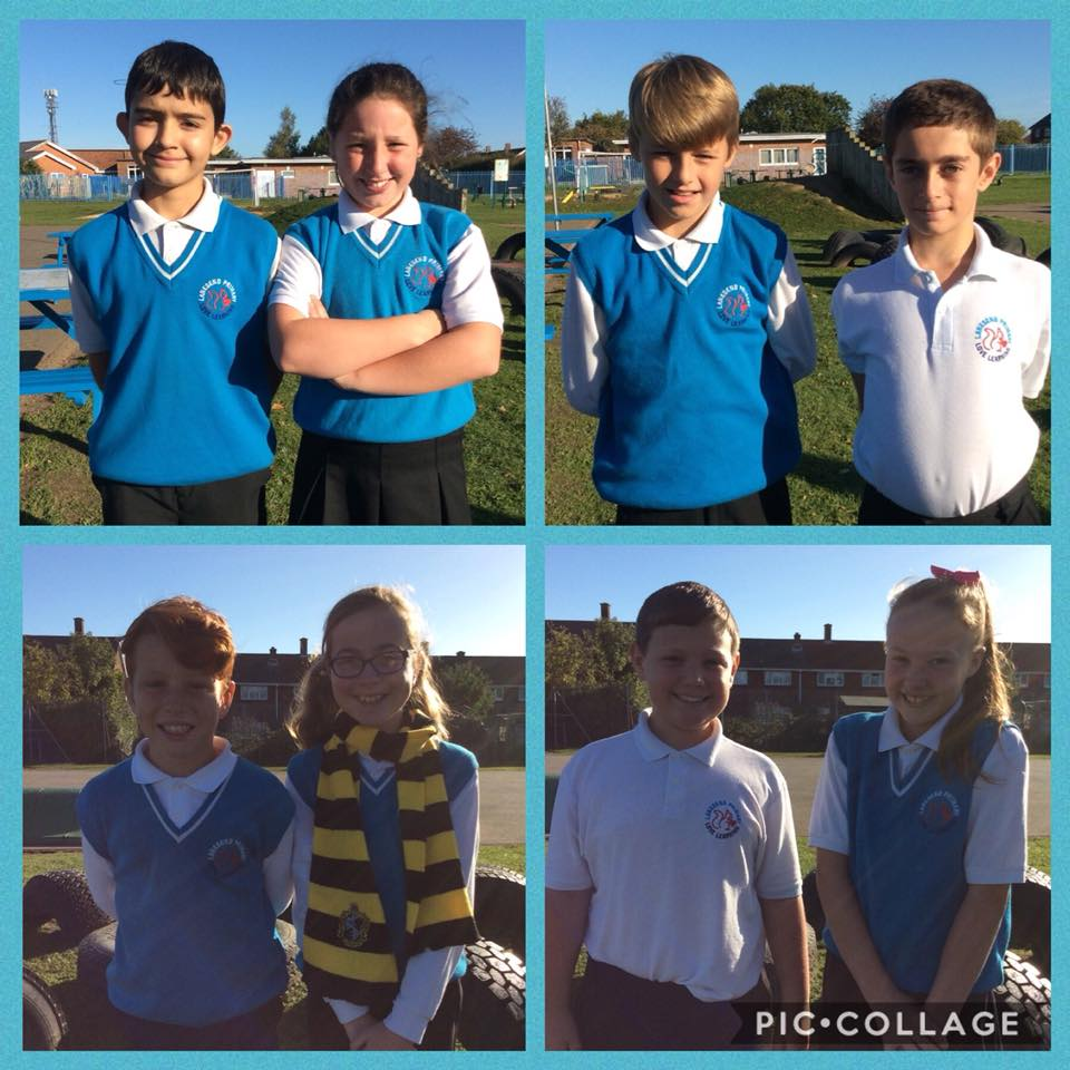 Head of House Winners 2017