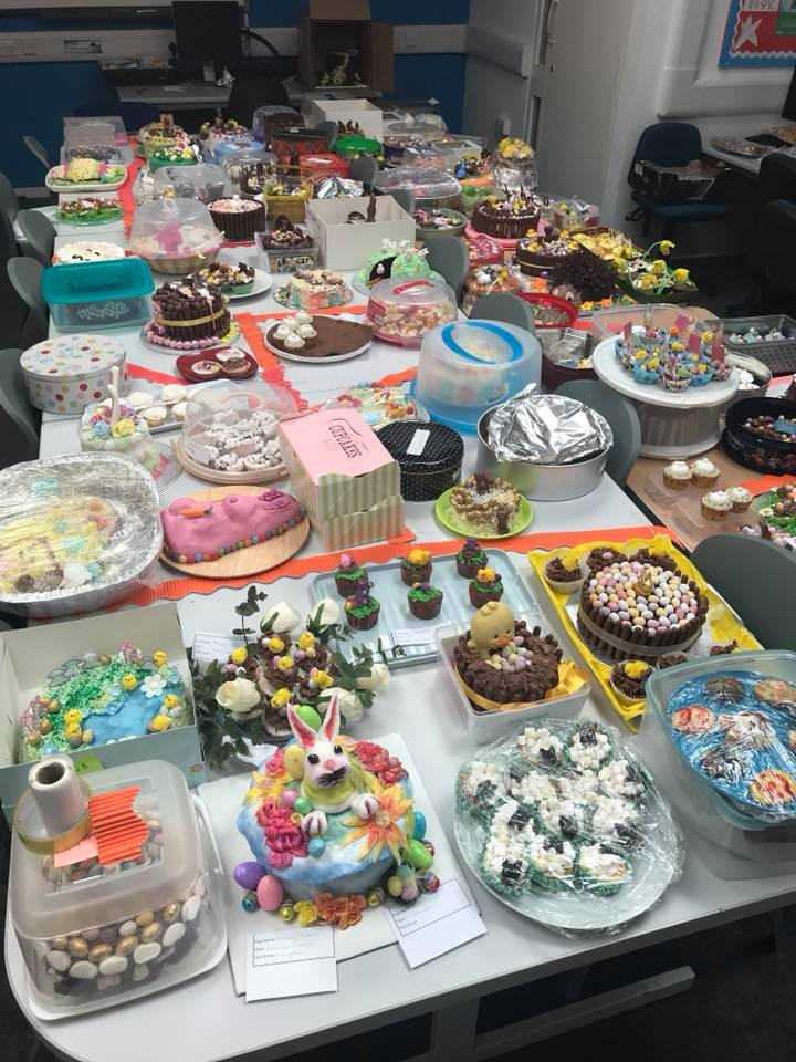 Cake Competition Winners March 2018
