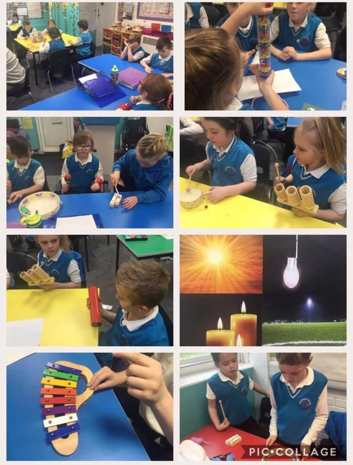 Year 3 Instruments