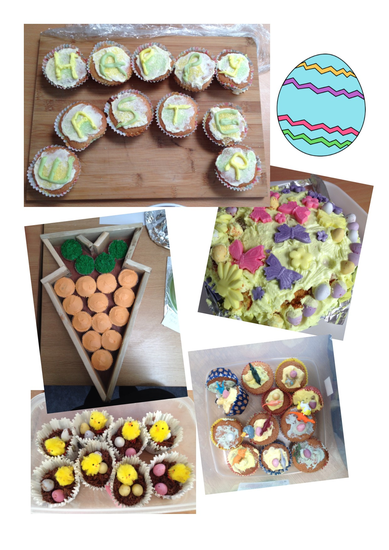 Easter Cake Competition