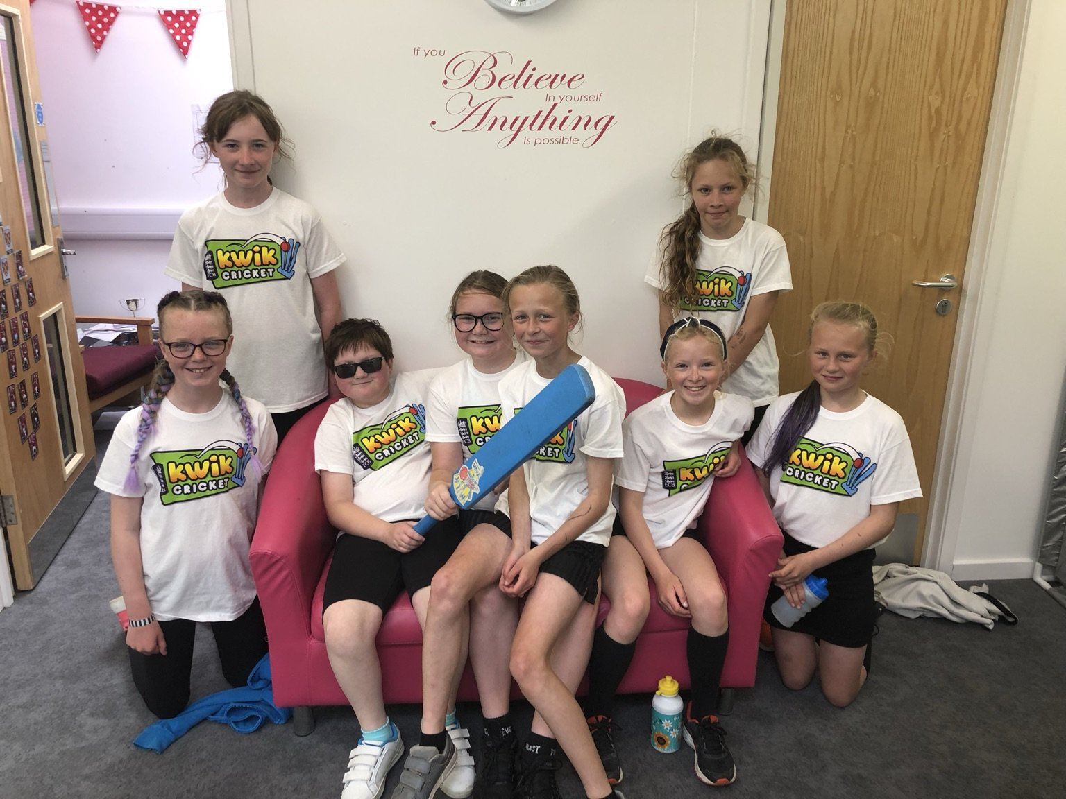 Girl's Kwik Cricket