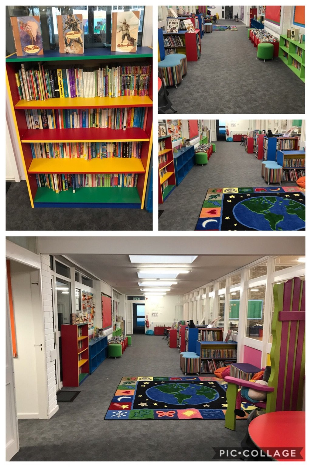 The School Library Revamp