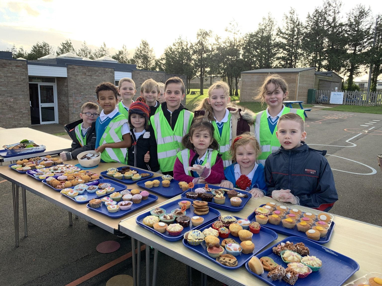 Anti-Bullying Ambassadors Cake Sale