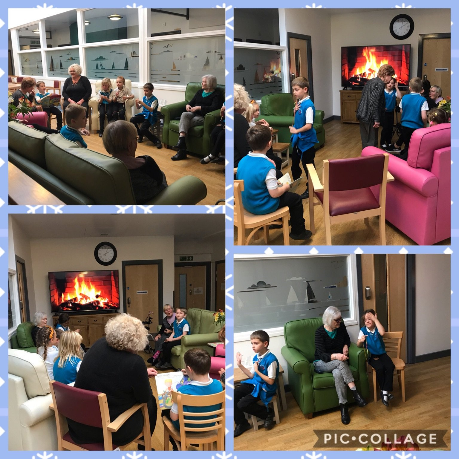 Afton Ward Visit 21st November 2019