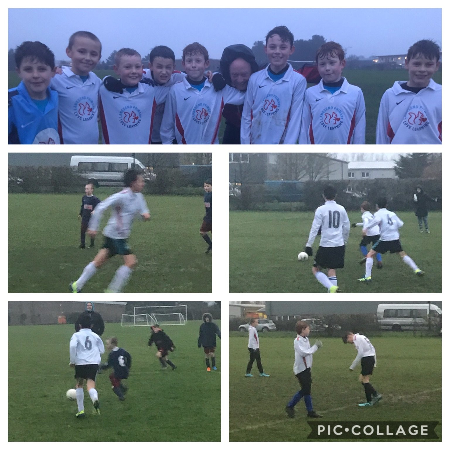 U11 Boys win against Summerfields