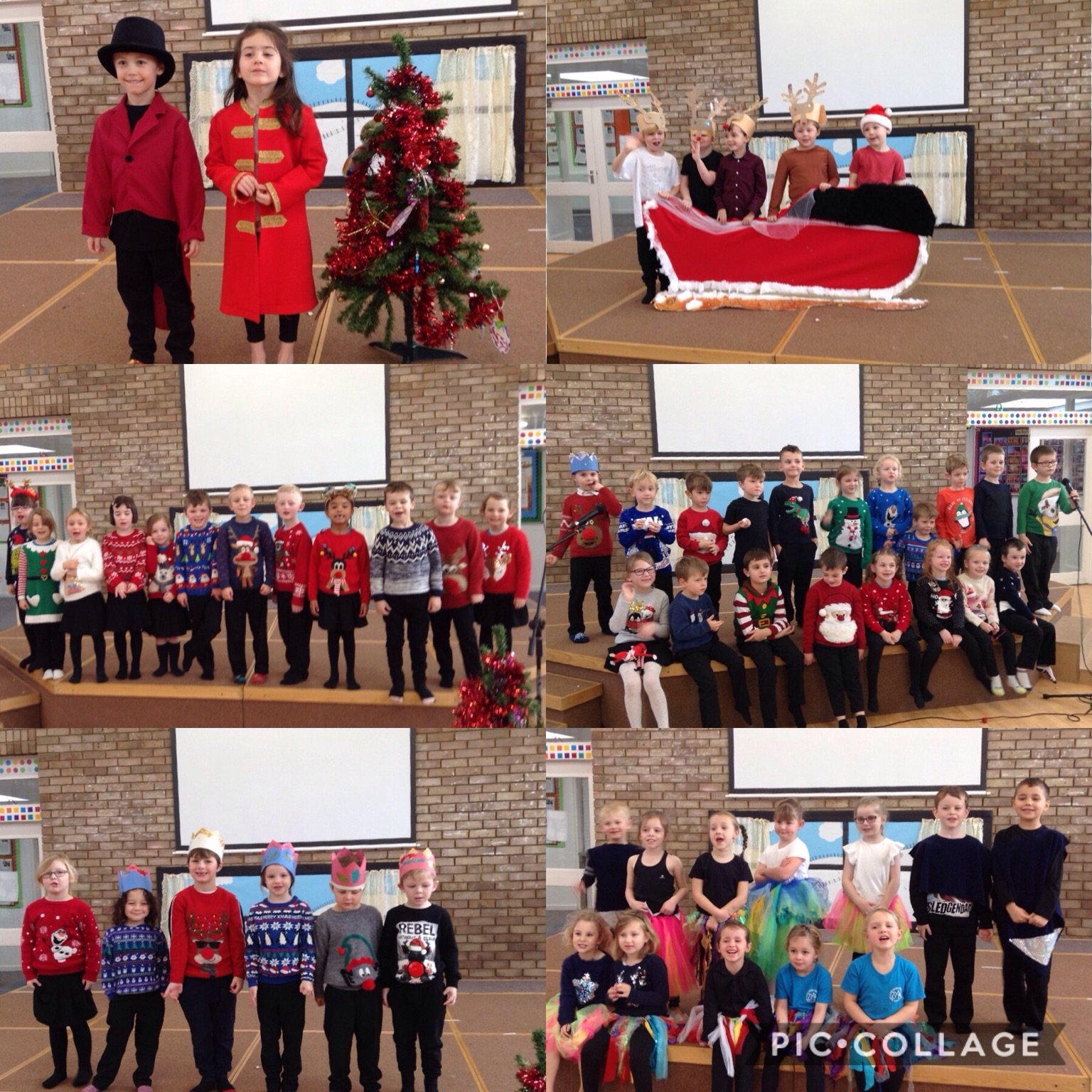 Year One 'The Greatest Christmas Show'