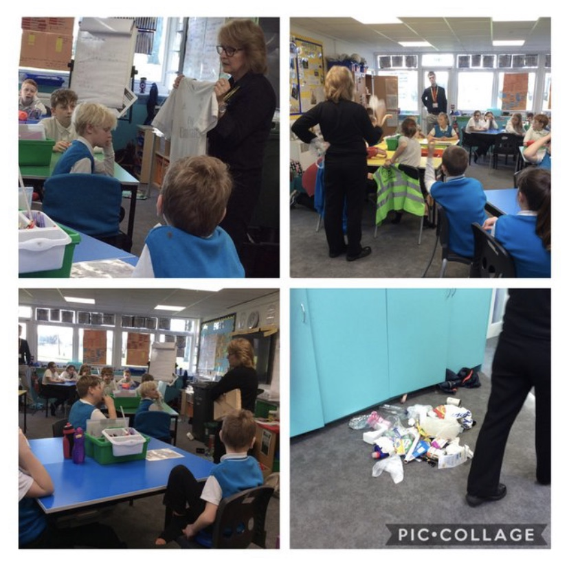 AMEY Recycling Workshops