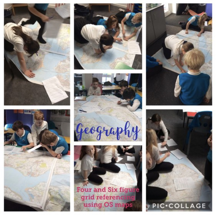 Year 6 Geography