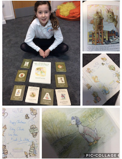 Year 4 Beatrix Potter learning